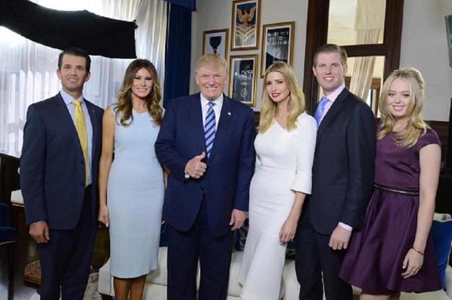 Familia Trump