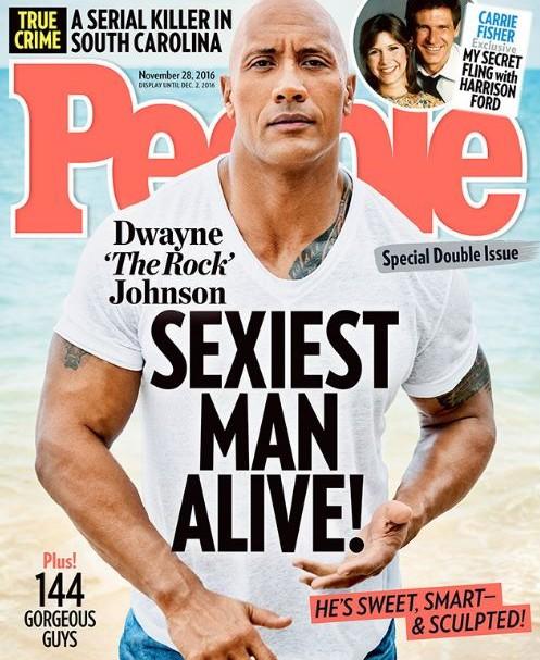 'La Roca ' Dwayne Johnson