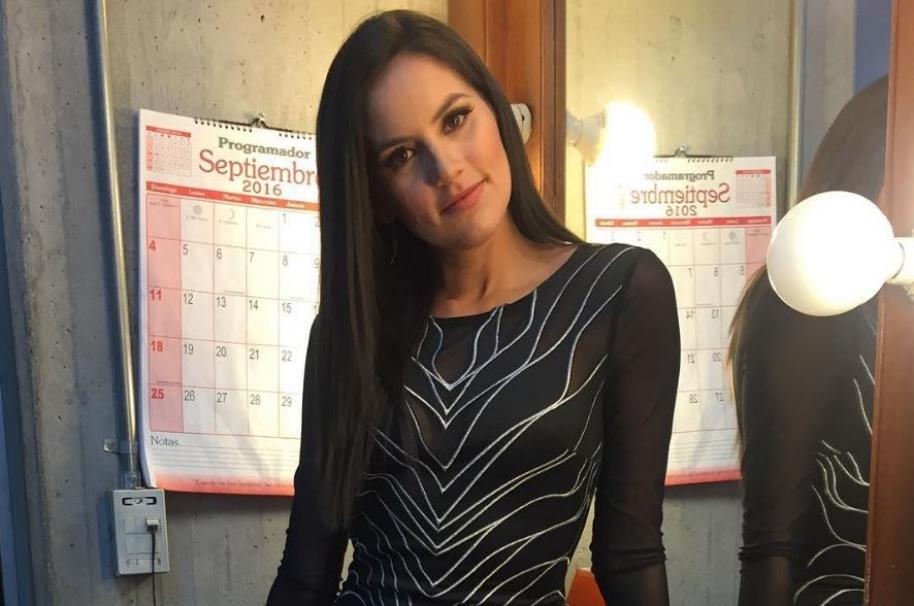 Linda Palma, presentadora de Noticias Caracol.