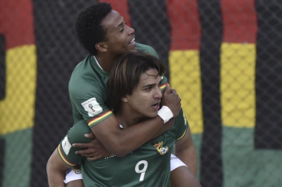 Bolivia wins AFP