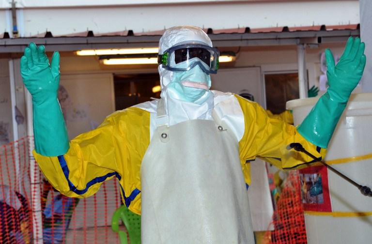 Ébola.