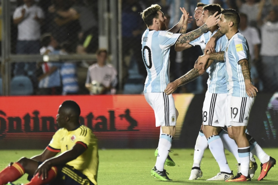 Argentina Colombia Getty