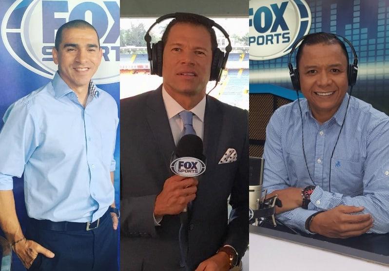 Comentaristas Fox Sports