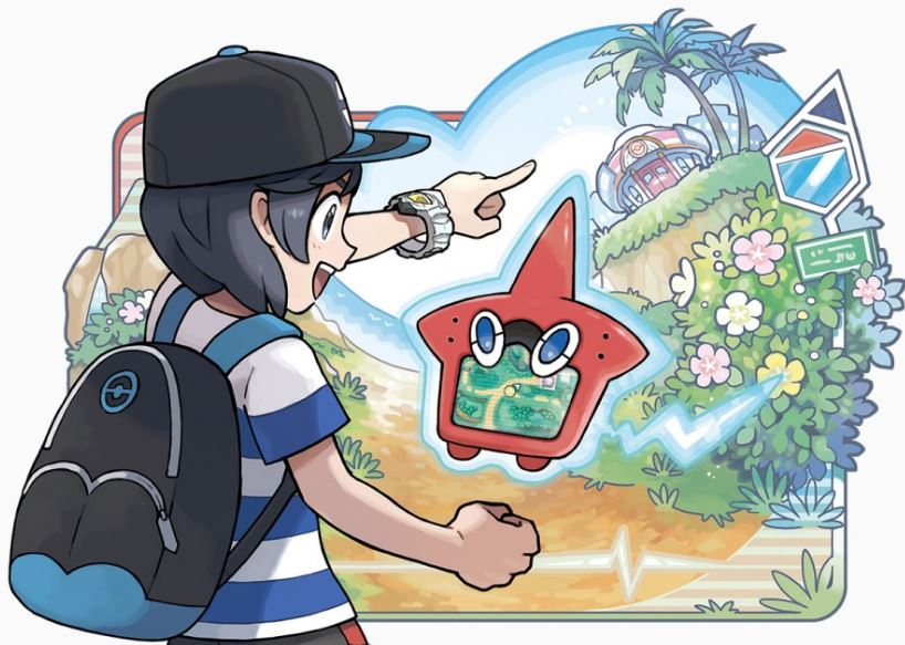 Llegan Pokémon Sol y Pokémon Luna