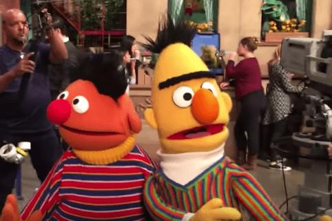 Epi y Blas, personajes de Plaza Sésamo.