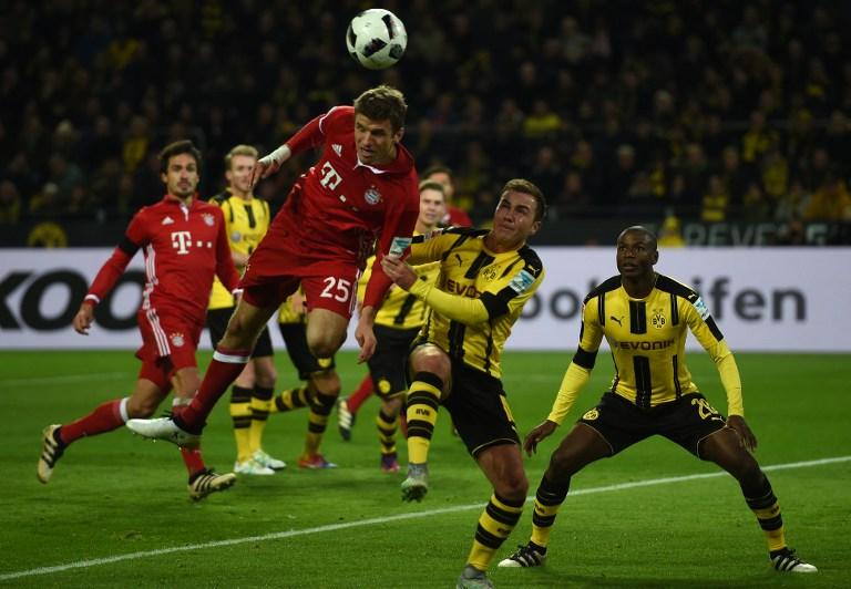 Borussia Dortmund - Bayern Múnich