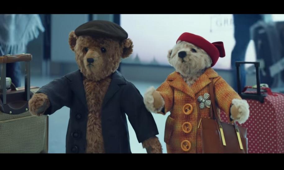 Comercial osos
