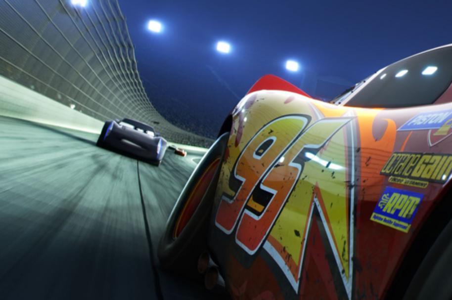 Tráiler película 'Cars 3'.