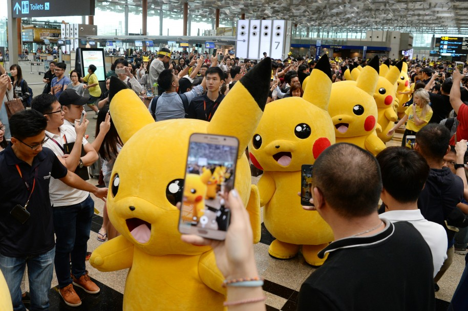 Muñecos Pikachu de Pokémon