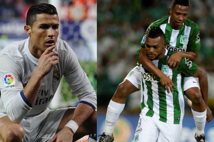 Real Madrid vs. Nacional