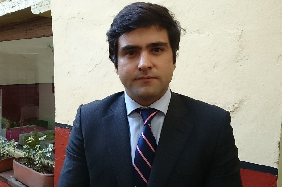 Representante uribista Samuel Hoyos