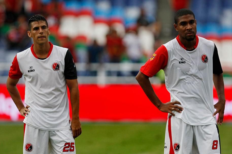 Jugadores del Cúcuta