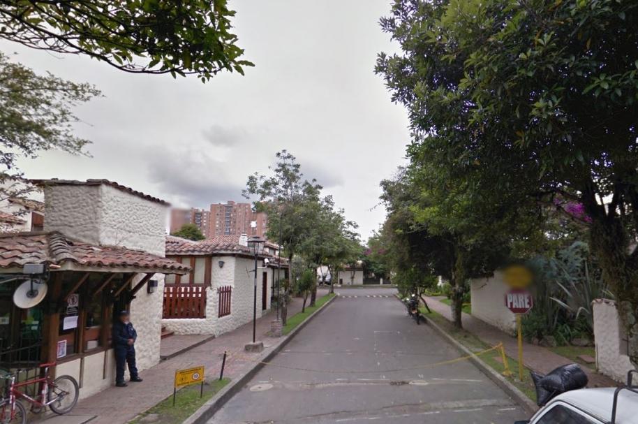 Sector de calatrava, norte de Bogotá.