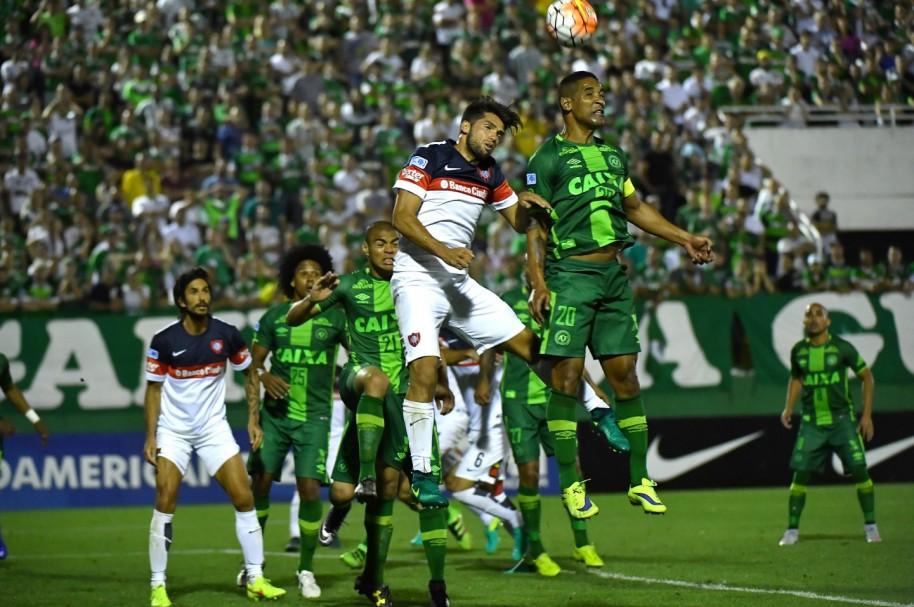 Chapecoense vs San Lorenzo