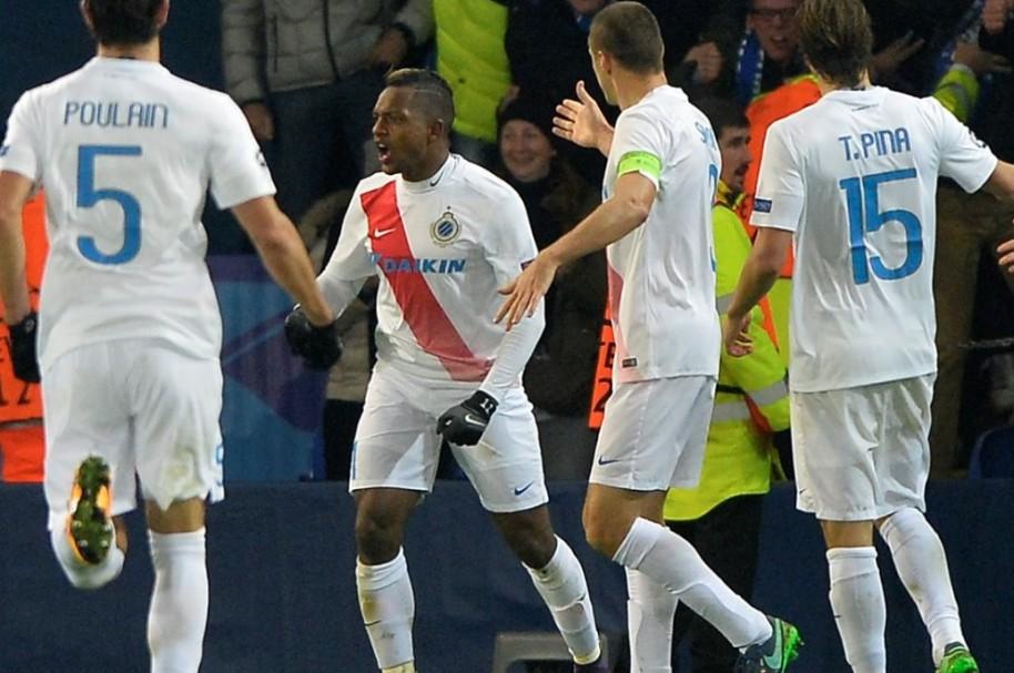 Gol Jose Izquierdo al Leicester