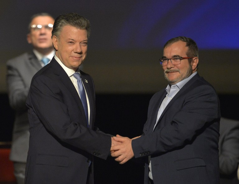 COLOMBIA-FARC-PEACE-ACCORD