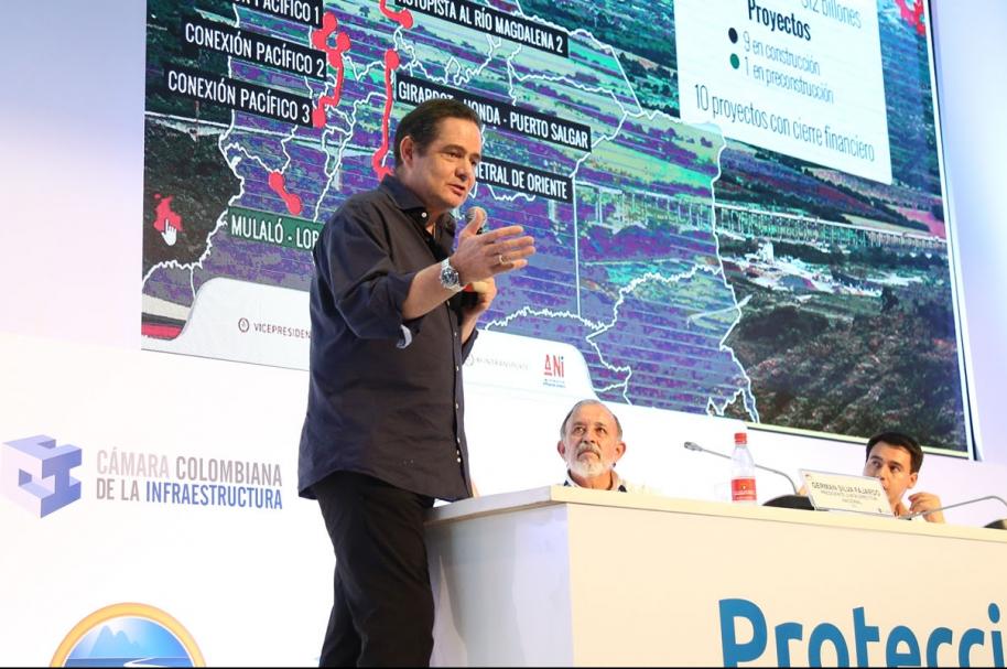 Vargas Lleras, en el Congreso Nacional de Infraestructura