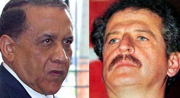 Miguel Maza y Luis Carlos Galán
