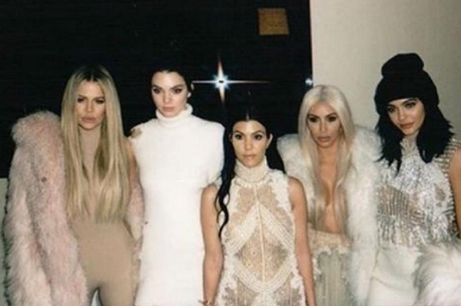 Colas de las Kardashian