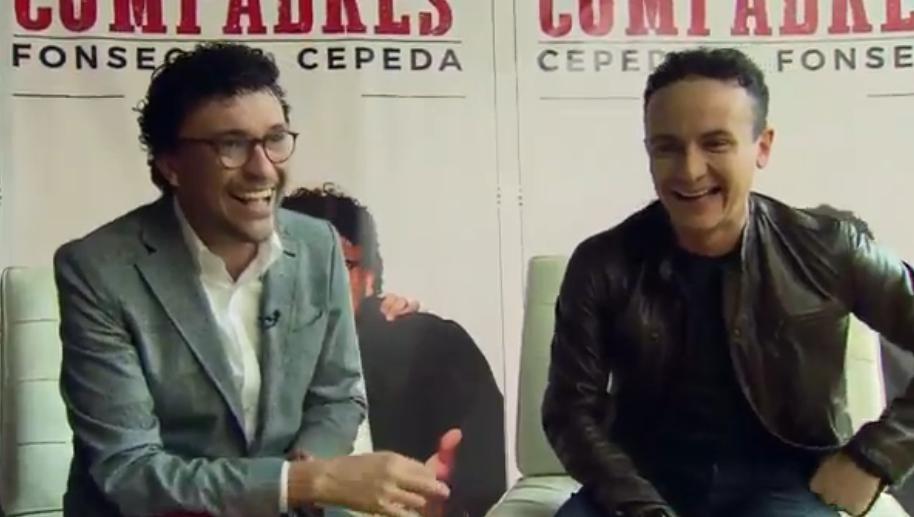 Andrés Cepeda y Fonseca 'Compadres'