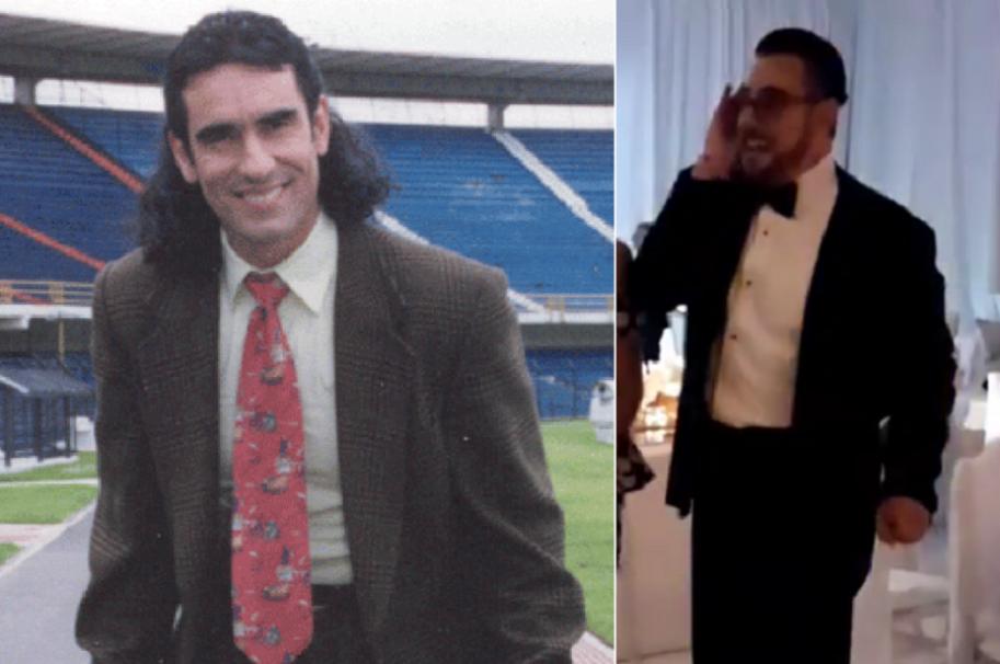 'Pedro, el escamoso', interpretado por el actor Miguel Varoni