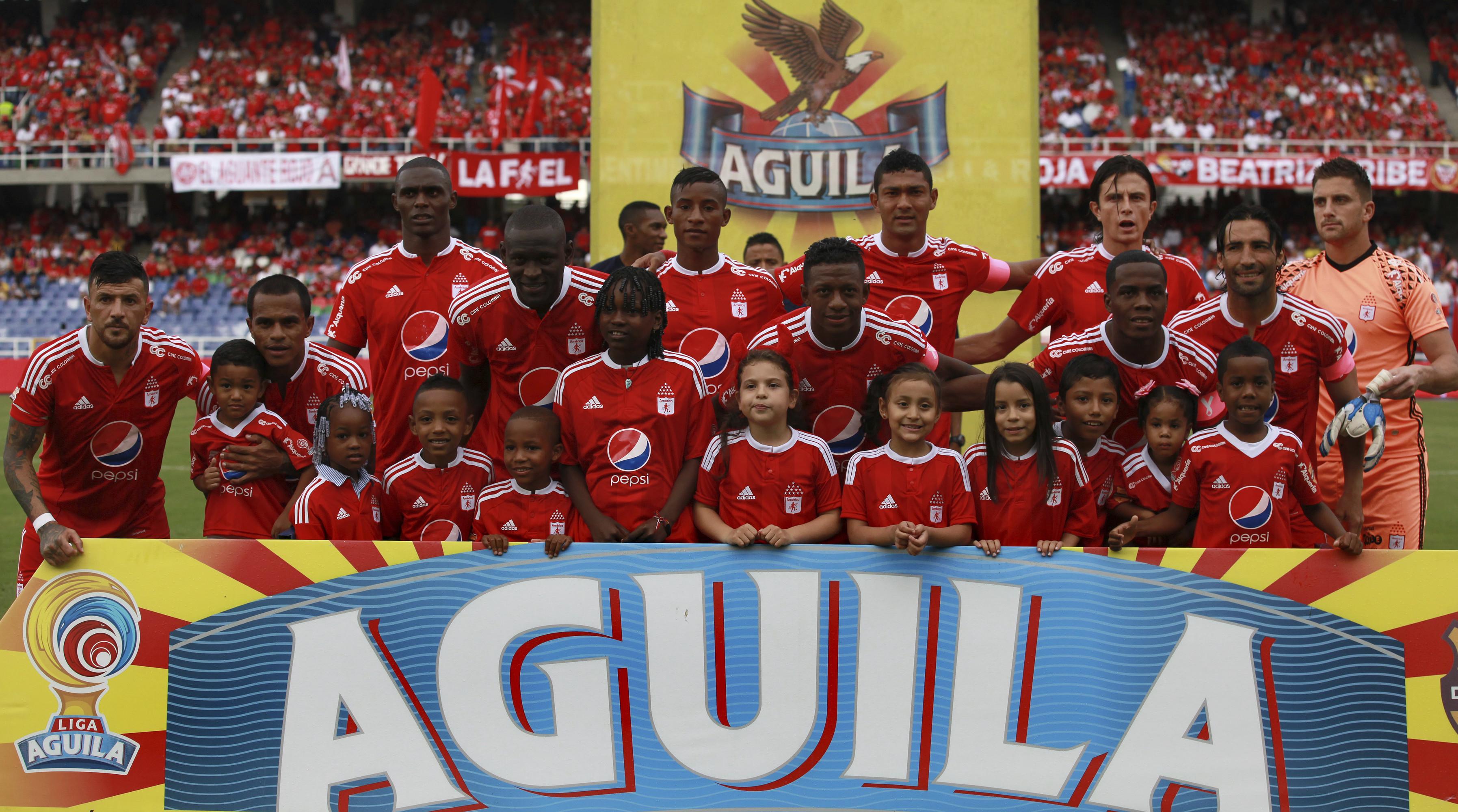 America de Cali v Cucuta - Torneo Aguila 2016