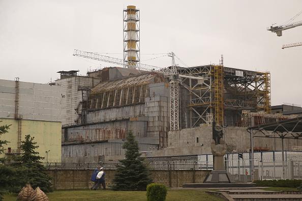 Central de Chernóbil