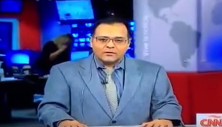 Presentador anuncia con errores muerte de Fidel Castro. Pulzo.com