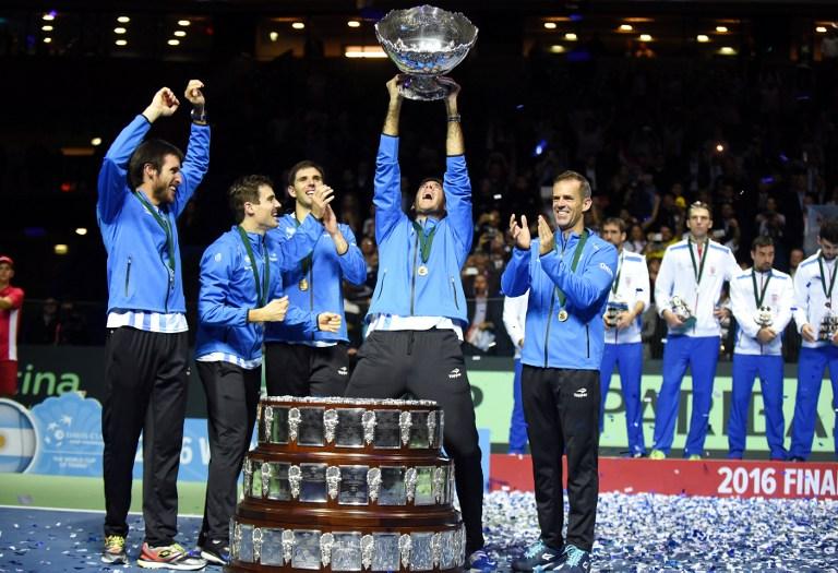 Equipo Argentina Copa Davis