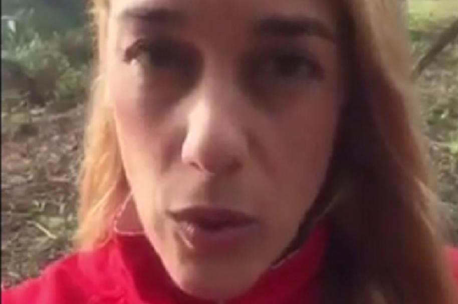 Lilian Tintori hace denuncia a través de Instagram