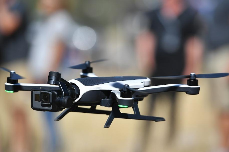 Dron ilustración