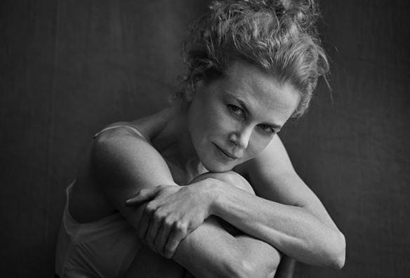 Nicole Kidman para el calendario Pirelli