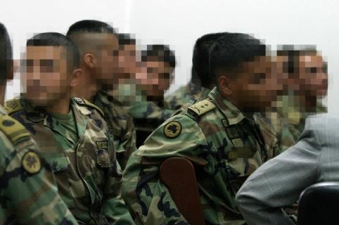 Militares ilustración