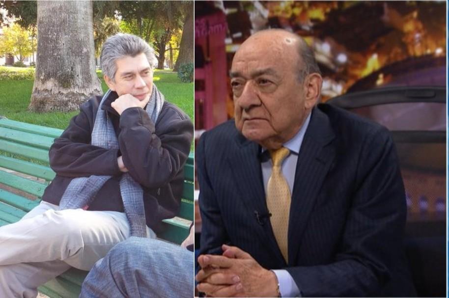 Yamid Amat y Daniel Coronell.