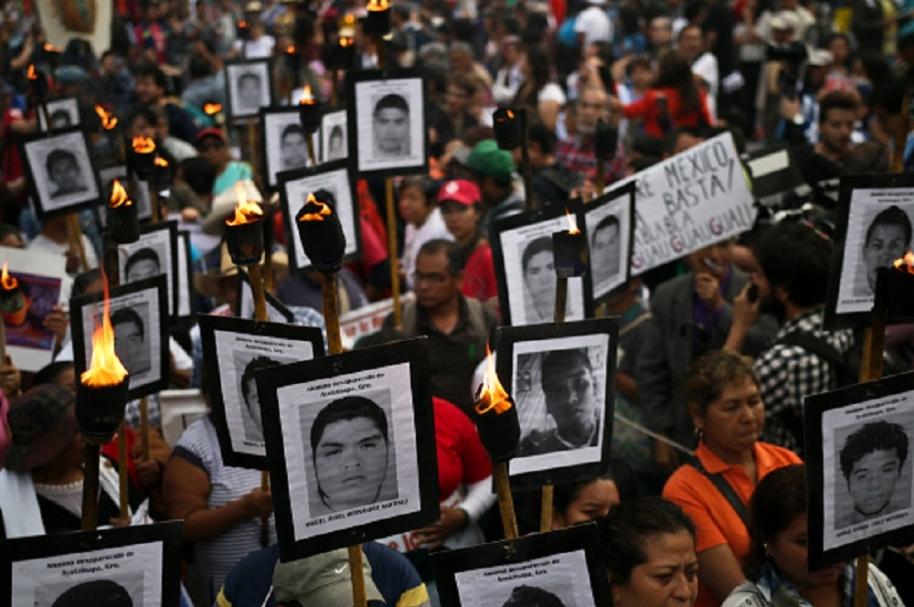 México sufre fuertemente la violencia del narcotráfico