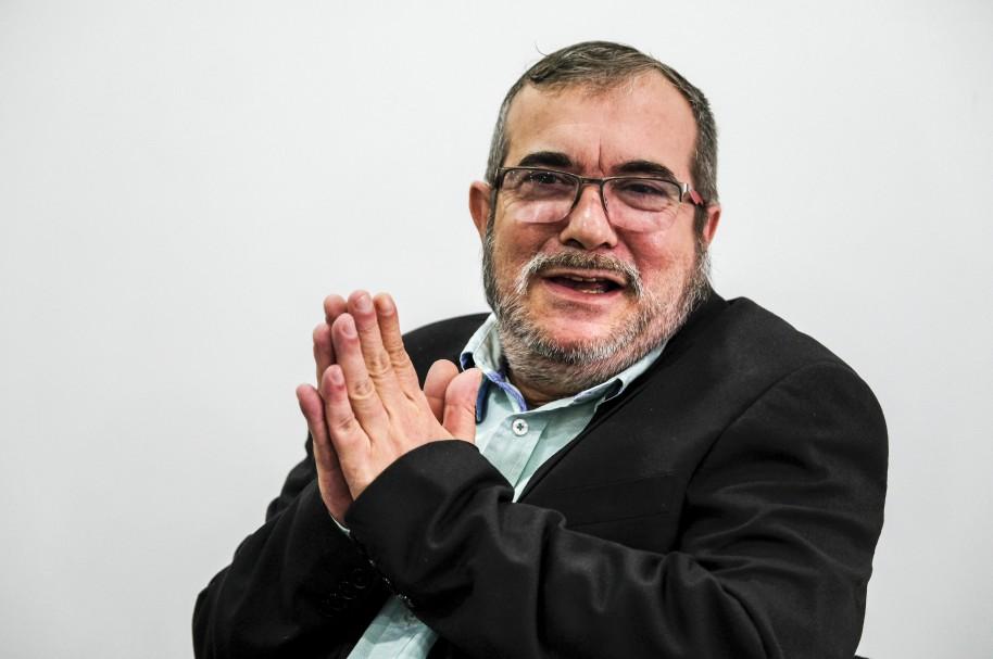 Rodrigo Londoño Echeverri, máximo jefe de Farc