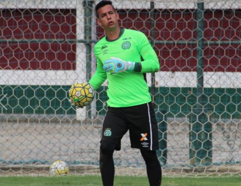 Danilo Padilha, arquero de Chapecoense. Pulzo.com