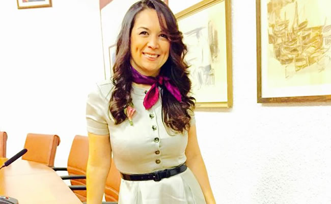 Maria Eugenia Hidalgo Tovar