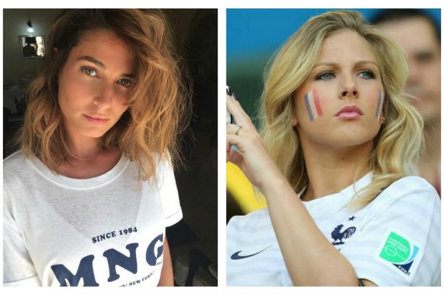 Mujeres de futbolistas