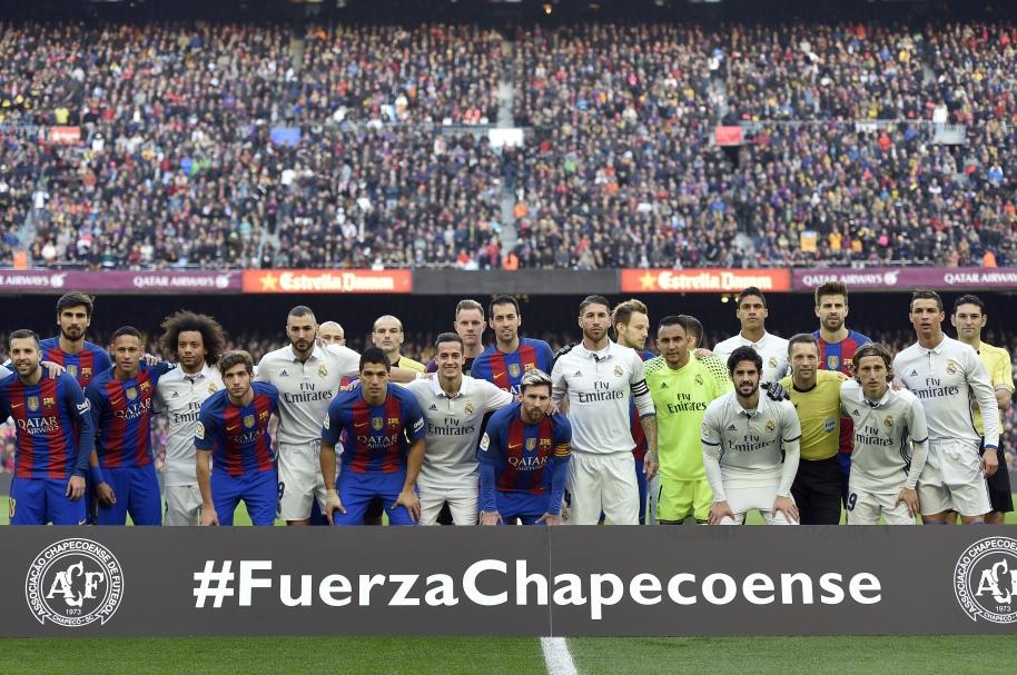Barcelona - Real Madrid Fecha 14 La Liga