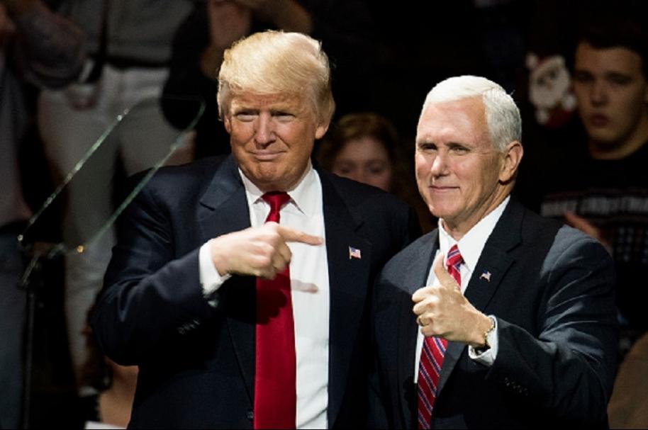El vicepresidente electo de Estados Unidos dijo que México pagará por el muro