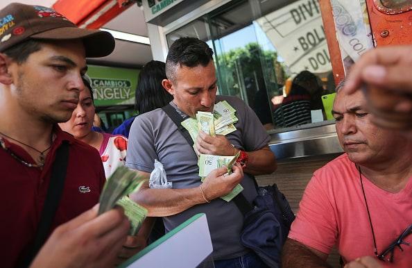 Nuevos billetes circularán en Venezuela