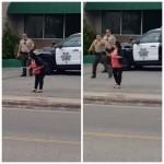 Mujer es neutralizada por policía con un 'taser'. Pulzo.com