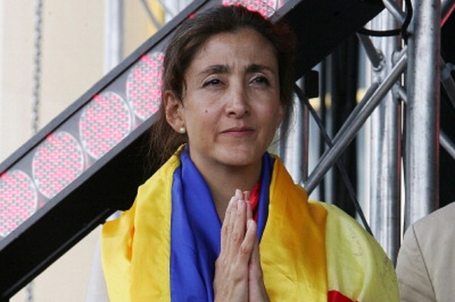 Ingrid Betancourt le pide a Colombia apoyar el nuevo acuerdo de paz