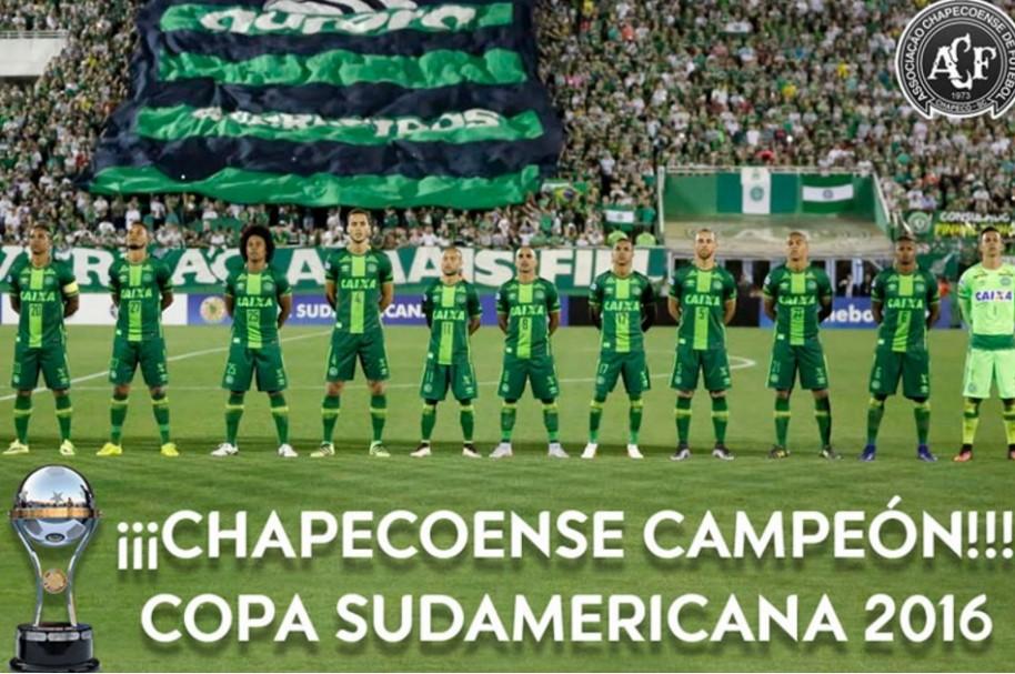 Chapecoense campeón