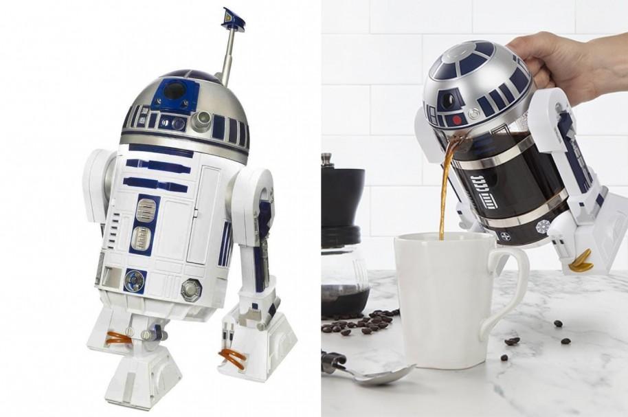 Cafetera de 'Star Wars'.