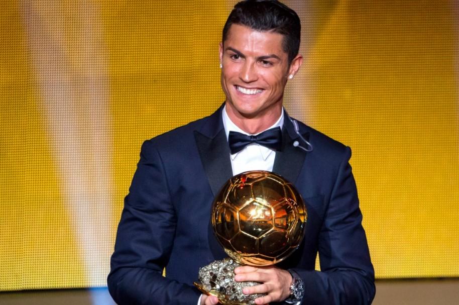 Cristiano Balon de Oro