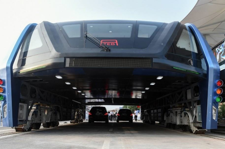 Transit Elevated Bus (TEB)