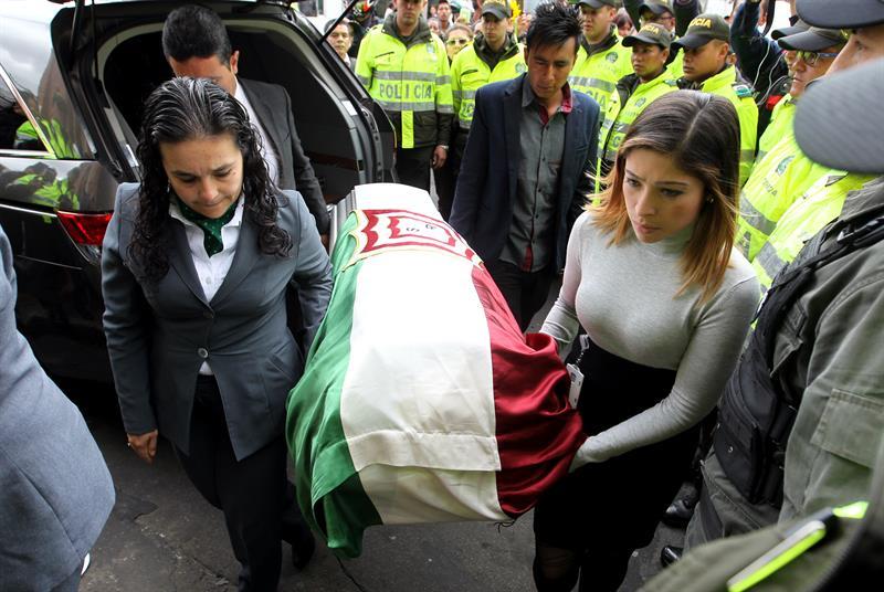 Funeral de Yuliana