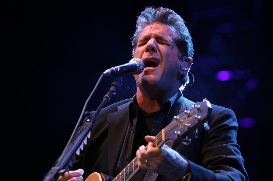 Glenn Frey, de los Eagles